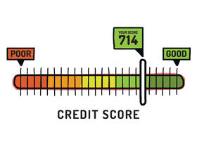Worried about your credit rating? Here's what you can do.
