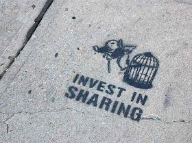 Share your way to wealth