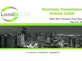 Andrew Cathie presents at Lendit 2014